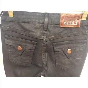Nw Pricacy premium Prvcy jeans coated gothic denim